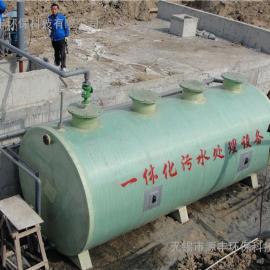 舟山市玻璃钢微动力污水处理设备厂家