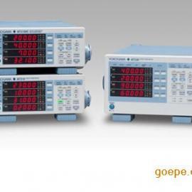 日本横河 WT333E三相功率分析仪电量测量仪 功率计