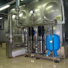 生活小区变频供水泵