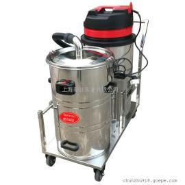 工业厂房?#20204;?#21147;吸尘器单相电3600W吸尘器德克威诺DK80-2