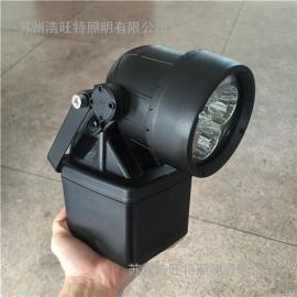 手提轻便式检修灯 多功能磁力强光灯 重庆DC12V手提式强光探照灯