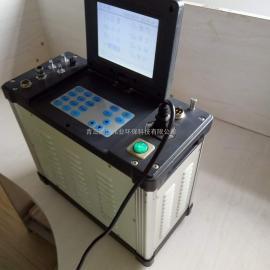 青岛路博自主研发生产的 LB-70C系列自动烟尘烟气测试仪