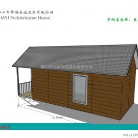 轻钢别墅价格美好,每平方米造价感人,小型轻钢别墅设计,厂家直
