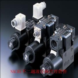 NACHI/不二越DSS-G06-C5-AELRY-E2-22 电磁液控换向阀现货