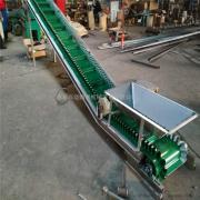 工厂按需加工定制防滑型加宽砂石石块皮带上料机