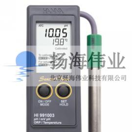HI991003多参数水质检测仪(电镀槽、废水、游泳池、污水处理行业)