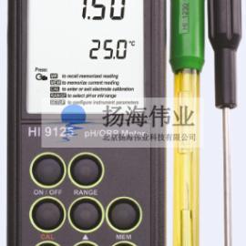 HI9125防水型便携式酸度计