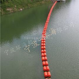 电站拦水葫芦浮桶_ PE浮桶厂家