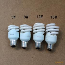 飞利浦节能灯螺旋灯e27 5W三基色灯泡E14节能灯批发12W20w23w32w