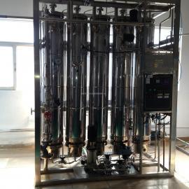 珠海蒸馏水设备――制药用蒸馏设备