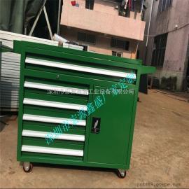 重型工具车 钢制工具柜规格,东莞移动工具柜价格