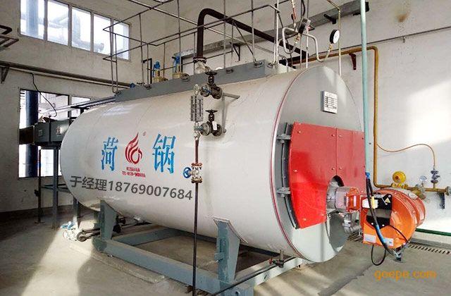 燃气锅炉新疆地区山东菏泽锅炉6吨