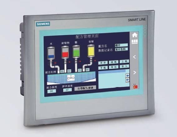 西门子触摸屏6AV2124-1QC02-0AX0