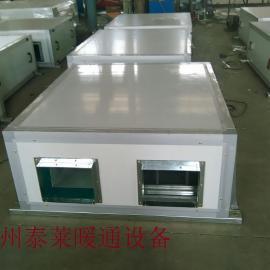 吊顶式热回收空气处理机组ZKD02/03/04/06/08-RH-6泰莱