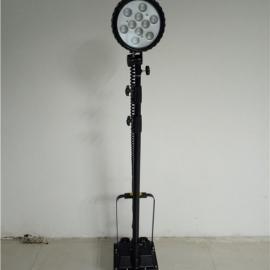 移动防爆升降灯 高效节能免维护防爆移动灯30W价格