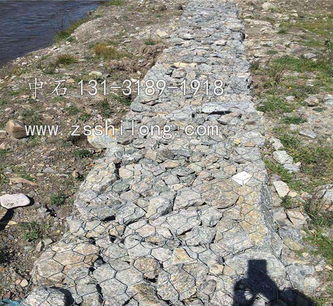 镀锌格宾网在河道治理中有哪些优势
