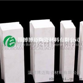 微晶耐磨氧化铝衬砖特点 微晶耐磨氧化铝衬砖厂家 博迈供