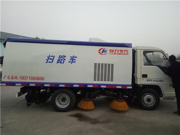 枣庄市东风多利卡洗扫车多少钱一台