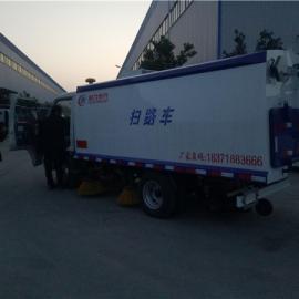 北京市春风多利卡洗扫车多少钱一台