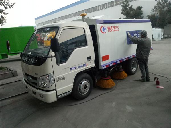 张家界市东风多利卡洗扫车多少钱一台