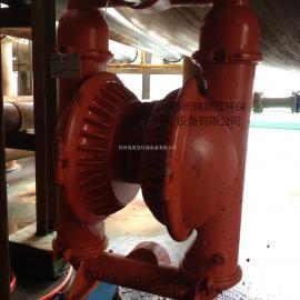 威尔顿气动隔膜泵 板框压滤机用泵 污泥泵 WILDEN隔膜泵