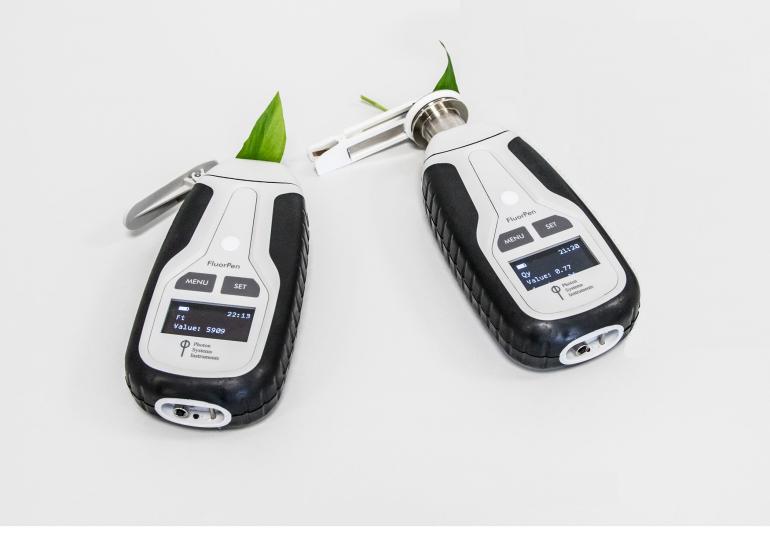 FluorPen手持式叶绿素荧光仪(2018-4)