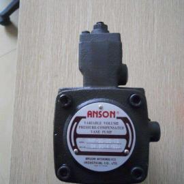 台湾安颂ANSON叶片泵 IVP2-15-F-R-1A-10