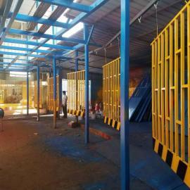 电梯井道安全门坑基临时护栏生产厂家
