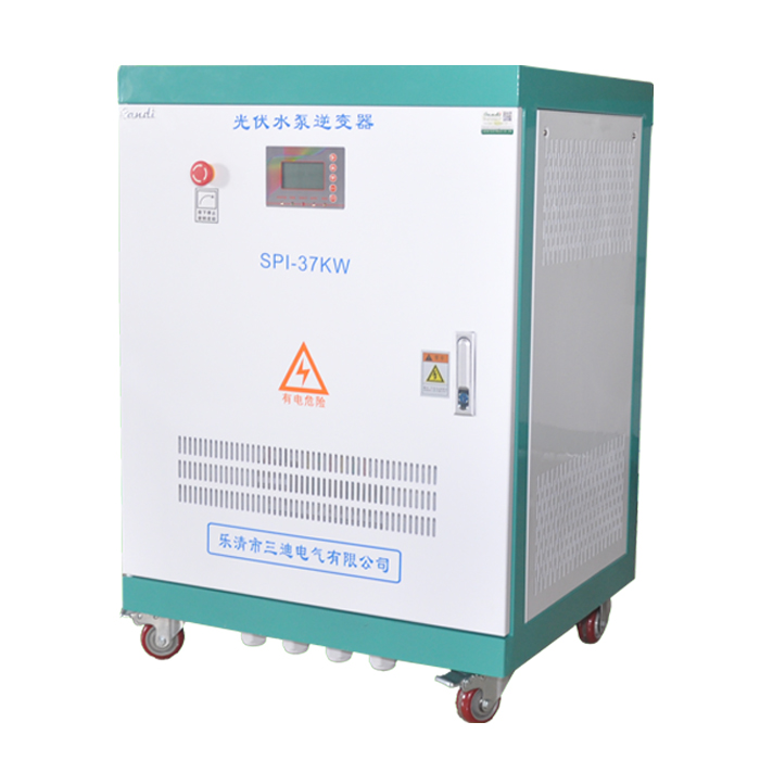 三相交流MPPT水泵逆�器/�P水逆�器