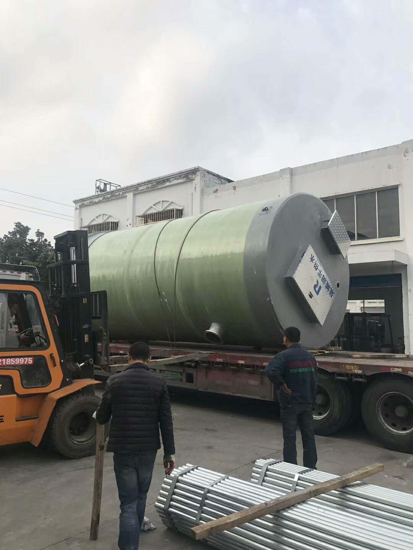 浙江 杭州 温州污水一体化泵站组成/优点/优势
