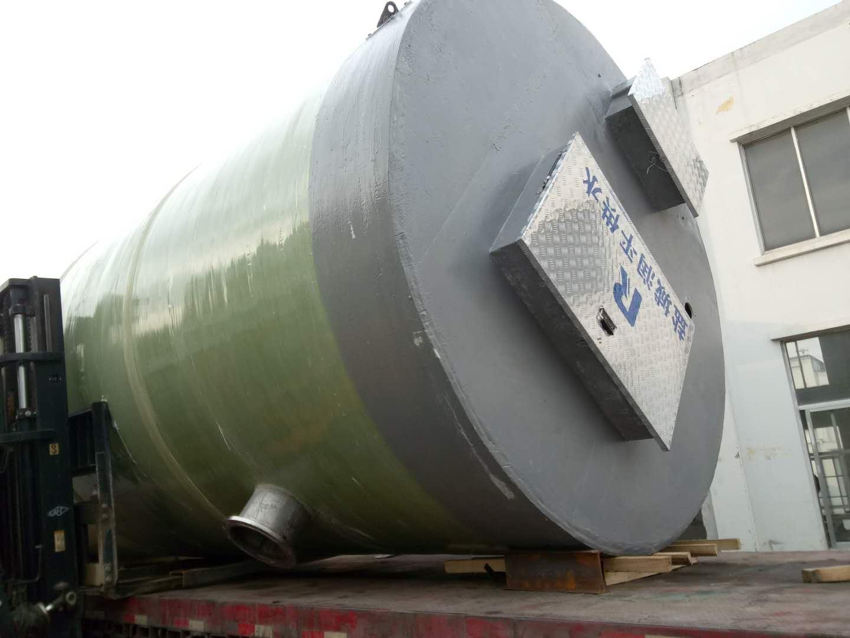 唐山一体化污水泵站/一体化预制泵站/污水一体化提升泵站价格