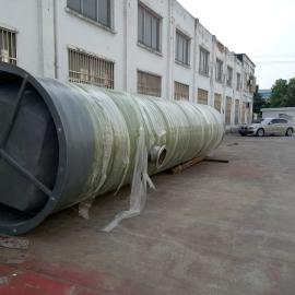 邯郸一体化污水泵站/一体化预制泵站/污水一体化提升泵站价格