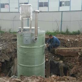 传统污水泵站和一体化污水提升泵站有什么区别