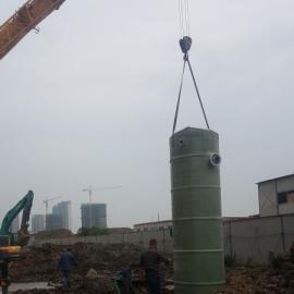 百色一体化污水泵站/一体化预制泵站/污水一体化提升泵站价格