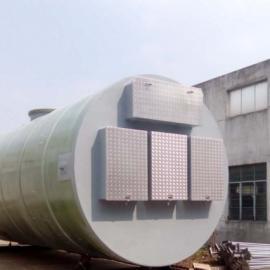 钦州一体化污水泵站/一体化预制泵站/污水一体化提升泵站价格