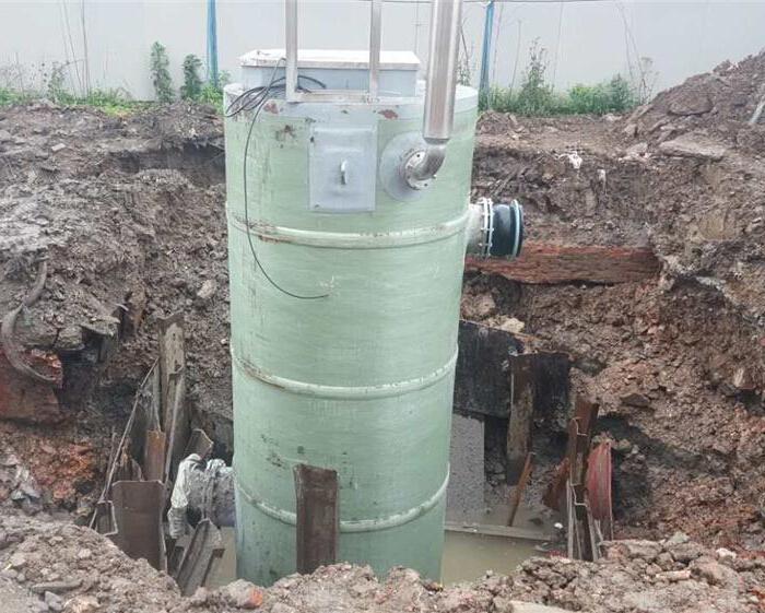 山东 济南 青岛污水一体化泵站组成/优点/优势