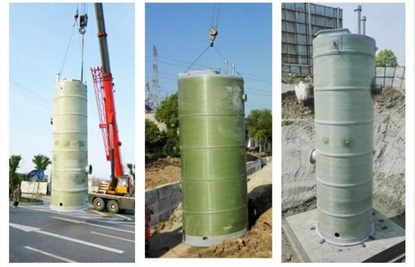 北京污水一体化泵站组成/优点/优势