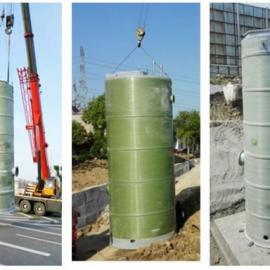 来宾一体化污水泵站/一体化预制泵站/污水一体化提升泵站价格