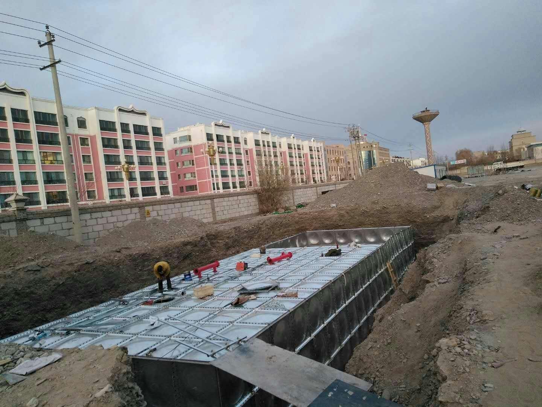 安徽阜阳 六安 巢湖 滁州 芜湖抗浮地埋水箱多少钱/特点优势