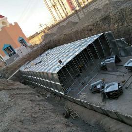 云南 西双版纳抗浮地埋水箱多少钱/特点优势