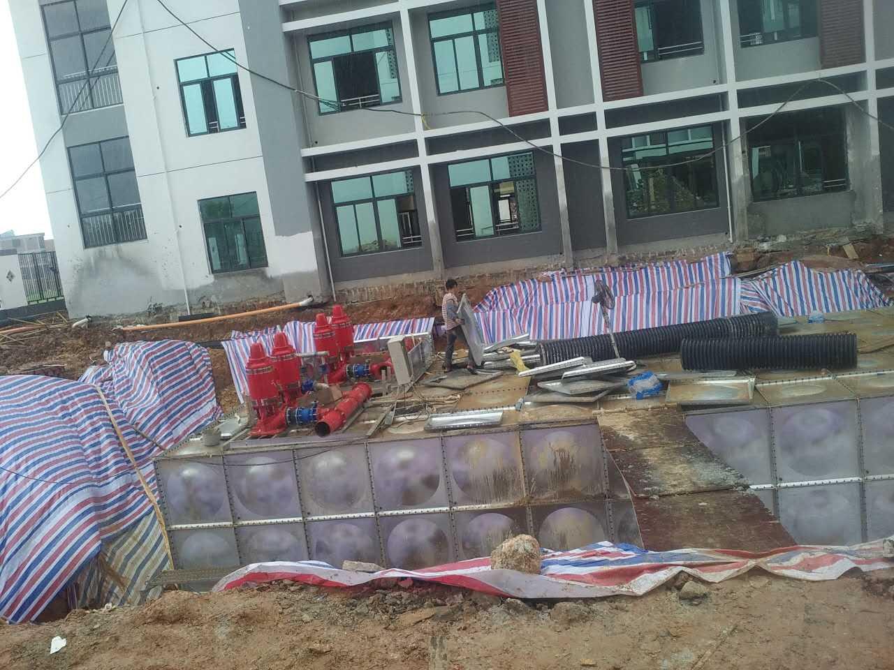 枣庄 威海 济宁 日照 莱芜抗浮地埋水箱多少钱/特点优势