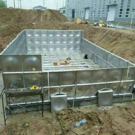 来宾 贺州 百色抗浮地埋水箱多少钱/特点优势