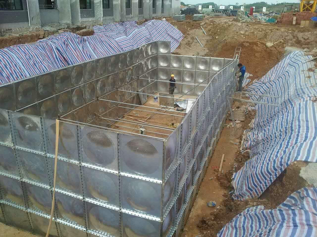 新疆 西藏 呼和浩特抗浮地埋水箱多少钱/特点优势