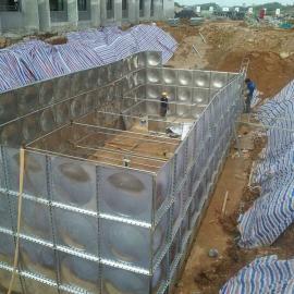 新疆 西藏 呼和浩特抗浮地埋水箱多少�X/特�c����