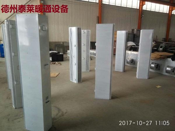 离心侧吹热空气幕RM-2540/2LC-S,RM-2545/8LC-S泰莱