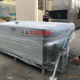 中山江门先泰牌不锈钢制品工业电烤箱 高温烘箱价格厂家