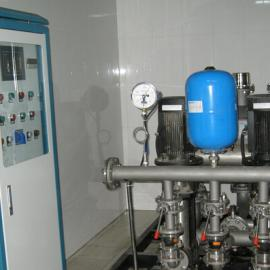 中高区变频给水泵两用一备