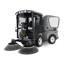 供应上海德国凯驰MC 130城市清扫车 环卫车辆
