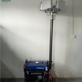 天津全方位移动升降led泛光灯 4个100Wled光源的自动升降泛光灯
