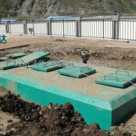 社区生活污水处理设备操作说明